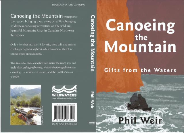 Book Cover - Canoeing the Mountain: Gifts from the Waters